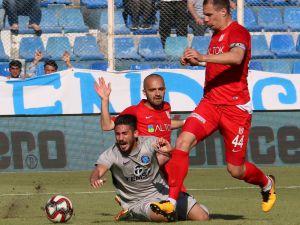 Spor Toto 1. Lig: Adana Demirspor: 2 - Balıkesirspor Baltok: 0