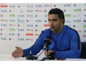 """Ümit Özat: """"Play-off'u Son Ana Kadar Kovalayacağız"""""""
