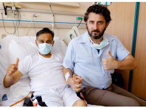 12 Yıllık Arkadaşken 'Can Ciğer' Kardeş Oldular