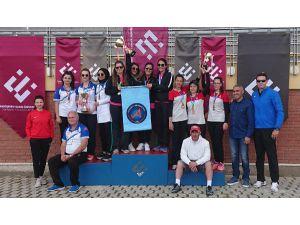Aü, Okçulukta Türkiye Şampiyonu