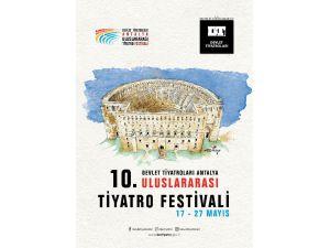 'Antalya Uluslararası Tiyatro Festivali' Başlıyor