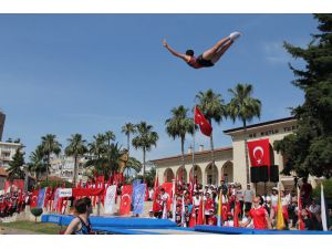 Mersin'de 19 Mayıs Kutlamaları 3 Gün Sürecek