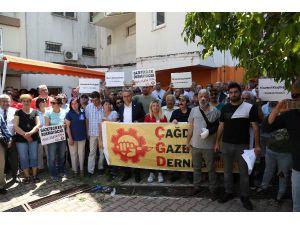 Gazeteciler, Meslektaşlarına Yapılan Saldırıyı Kınadı