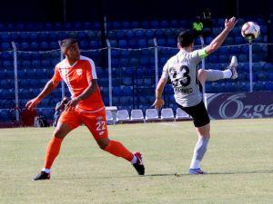 Spor Toto 1. Lig: Adanaspor: 1 - Osmanlıspor: 4