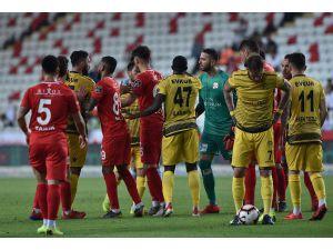 Antalyaspor - Evkur Yeni Malatyaspor Maçının Ardından