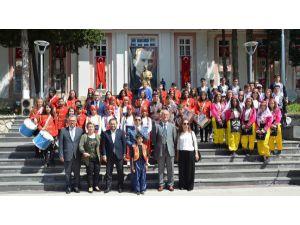 Akseki'de 19 Mayıs Kutlandı