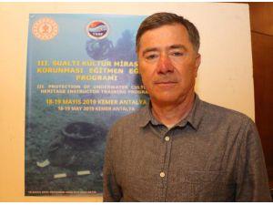 Türkiye, Su Altı Kültür Mirasının Korunmasında Dünyaya Örnek Oldu