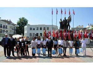 Manavgat'ta 19 Mayıs Kutlamaları