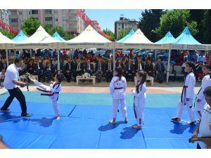 Kahramanmaraş'ta 19 Mayıs'ın 100. Yıl Coşkusu