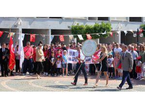Gazipaşa'da 19 Mayıs Kutlaması