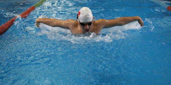 Down Sendromlu Yüzücü, 3 Yılda 26 Kez Türkiye Şampiyonu Oldu