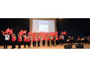 Kumluca'da 100. Yıl Konseri