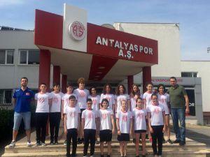Antalyaspor'da 17 Sporcu Milli Takımda
