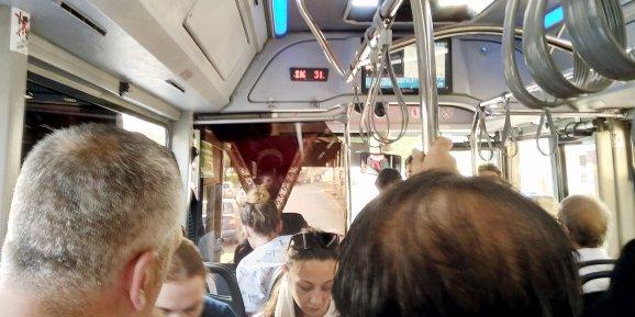 """""""Otobüs şoförleri klima açmak zorunda"""""""