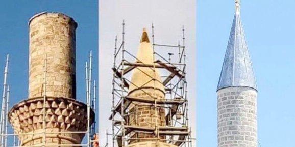 Kesik Minare şaşkınlığı