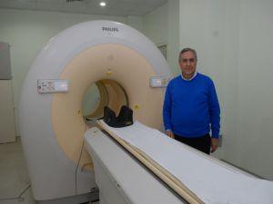 SDÜ'ye 'Radyonüklid Tedavi Odası'