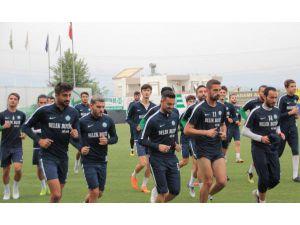 Serik Belediyespor'da Final Hazırlığı