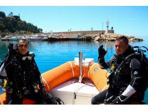Akdeniz'in Kurbağa Adamları