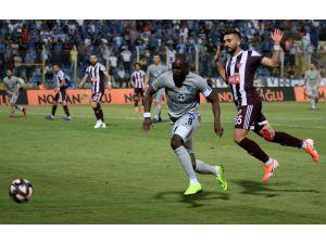 Spor Toto 1. Lig: Adana Demirspor: 0 - Hatayspor: 0