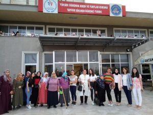 Kyk'lı Öğrenciler Hatay'da Gönül Bağı Kuruyor