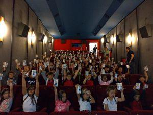 Isparta'da 3 Bin 855 Öğrenci Sinema İle Buluşuyor