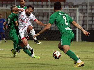 Spor Toto 3. Lig: Yeni Çorumspor: 1 - Serik Belediyespor: 1
