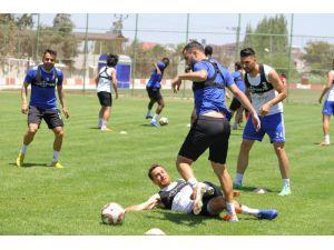 Hatayspor, Adana Demirspor Maçı Hazırlıklarını Tamamladı