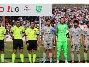 Spor Toto 1. Lig: Hatayspor: 0 - Adana Demirspor: 1 (İlk Yarı Sonucu)