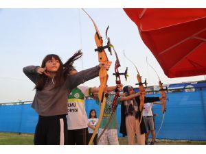 Erdemli'de Yaz Spor Okulları Başlıyor