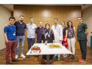 Karaciğer Nakliyle Başlayan Yeni Hayatının 1. Yaşını Kutladı