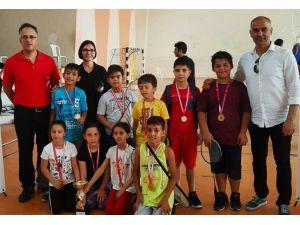 Badminton Minikler Adana Şampiyonası