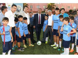 Yaz Futbol Okulu'nda Kayıtlar Devam Ediyor