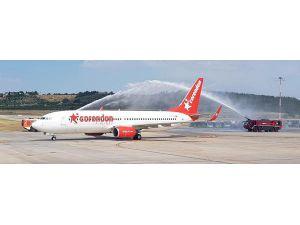 Corendon Airlines, İzmir Uçuşlarına Başladı