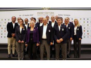 Fikret Öztürk Kulüplerarası Golf Turnuvası'nı Kemer Country Golf Kulübü kazandı