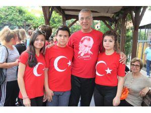 Başkan Tarhan'dan 'İzlan'da Maçının Mersin'de Oynansın' Çağrısı