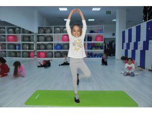 Geleceğin Jimnastikçileri Asfim'de Yetişiyor
