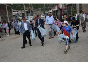 'Sakin Şehir Eğirdir'de Çevre Temizliği Hareketi