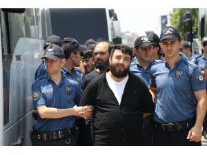 Deaş Operasyonunda Gözaltına Alınan 18 Kişi Adliyeye Sevk Edildi