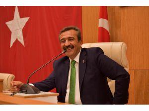 Çukurova Belediye Meclisi'nde Birlik Beraberlik Mesajları