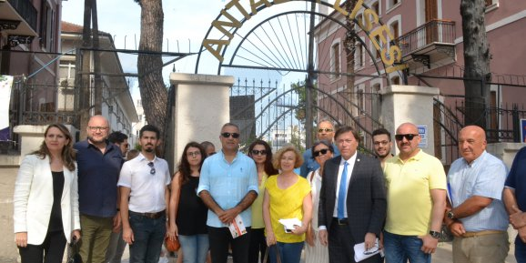 Antalya Lisesi, müze olmalı