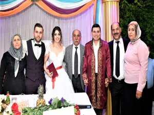 Muhtar Demir'in mutlu günü