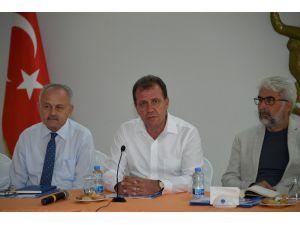 Mersin'de 2020-2024 Dönemi Stratejik Plan Hazırlıkları Başladı