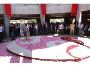 Dokuzuncu Cumhurbaşkanı Demirel Devlet Töreniyle Anıldı
