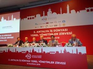 """""""Ekonominin gelişmesi için, kentsel yaşam kalitesi önemli"""""""