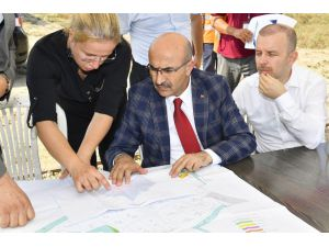 Ceyhan Osb Ve Enerji İhtisas Endüstri Bölgesi'nin Temeli Yıl İçinde Atılacak