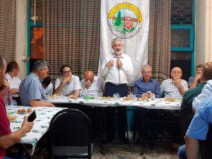 Başkan Başdeğirmen'den İstanbul'daki Ispartalılara 'Sandığa Gidin' Çağırısı