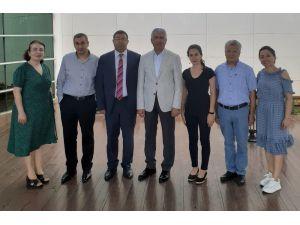 Mersin'de Stratejik Plan Çalışmaları Sürüyor