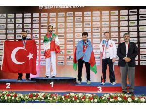 Engel Tanımayan Milli Sporcunun Hedefi 2020 Paralimpik Oyunları