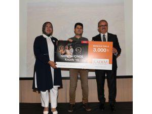 Kadem Fotoğraf Ödülleri Verildi