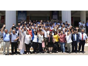Muratpaşa Muhtar Meclisi Toplandı